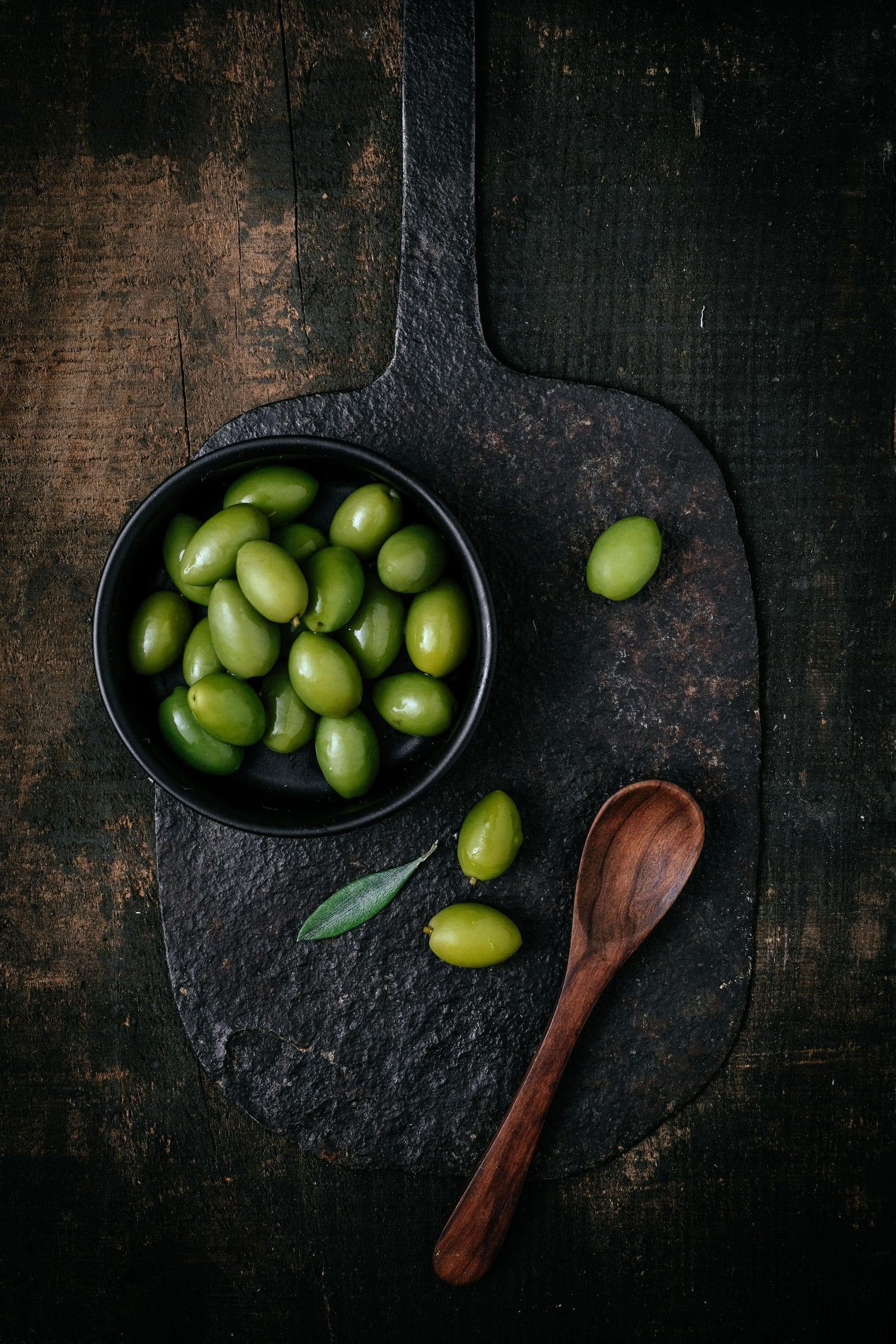 Olive et huile d'olive <br>de Nîmes